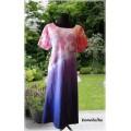 šaty-růžovofialové