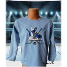 dětské tričko pro hokejistu