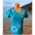 tričko dámské - madalové