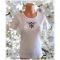 tričko se včelkou