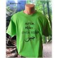 tričko pro keškaře - geocasching